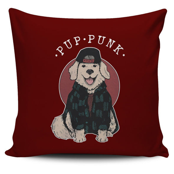 Pillows - Pup - Punk - Pillow Covers