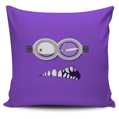 Pillows - Purple Minion Pillow Cover