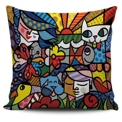 Pillows - Romero Britto - Pillow Covers