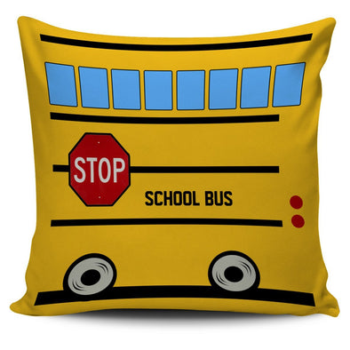 Pillows - School Bus Pillow Covers