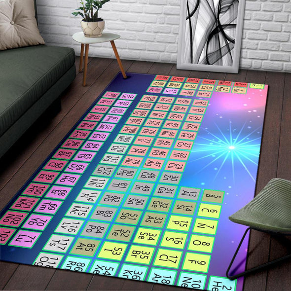 Science Area Rug
