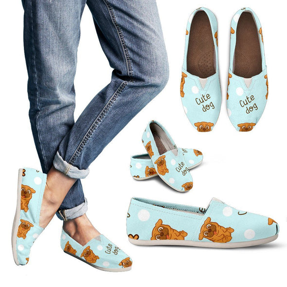 Shoes - Cute Dog Casual Shoes