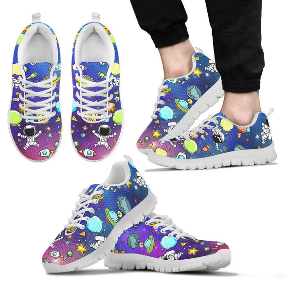 Shoes - Galaxy Astronomy Sneakers