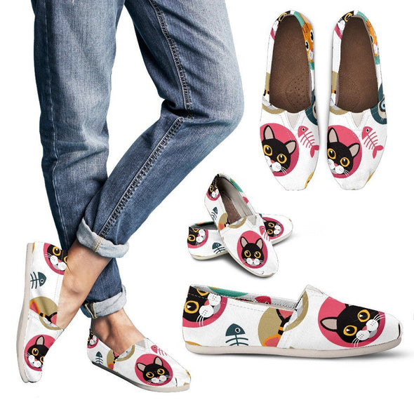 Shoes - Japan Cat Casual Shoes