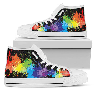 Shoes - LGBT Shoes - Colorful