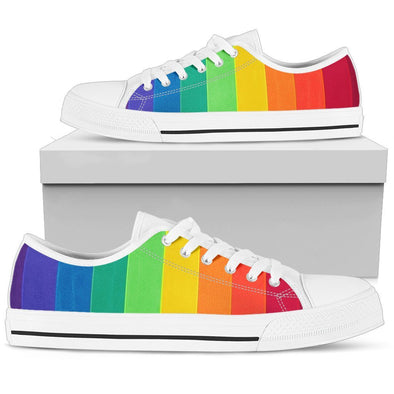Shoes - Rainbow Low Top