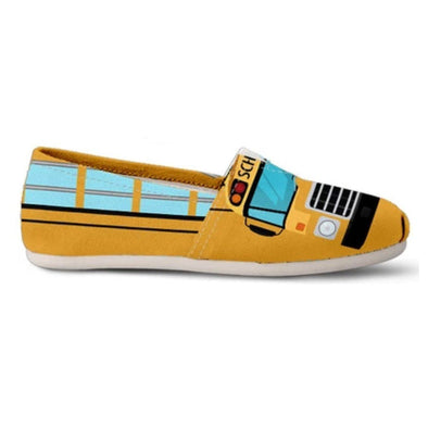 Shoes - School Bus Casual Shoes