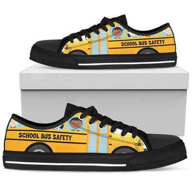 Shoes - School Bus Shoes