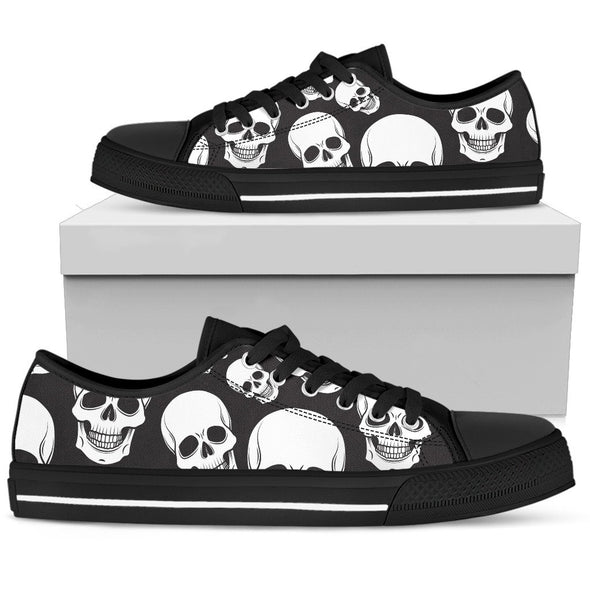 Shoes - Skull Shoes