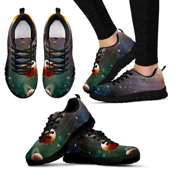 Shoes - Universe Sneakers
