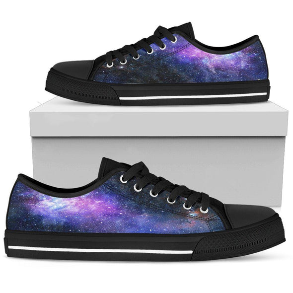 Shoes - Women's Low Top Shoe - White - Galaxy
