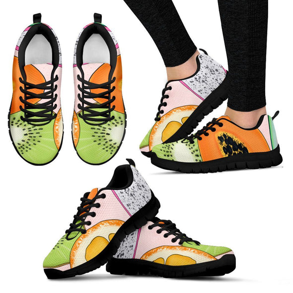 Shoes - Women's Sneakers Food's