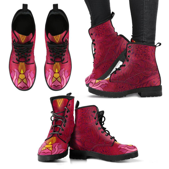 Shoes - Yoga 2 - Women's Leather Boots