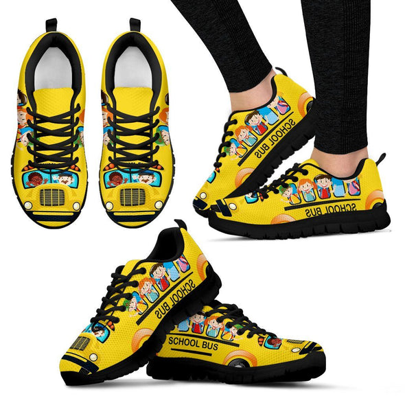 Sneakers - School Bus Driver Shoes