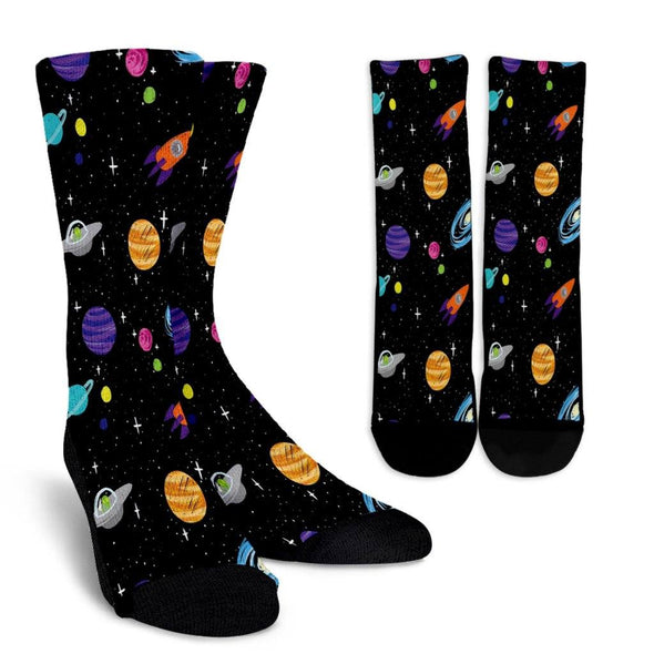 Socks - Crew Socks Science