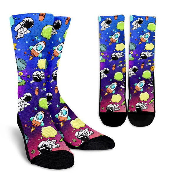 Socks - Galaxy Astronomy Socks
