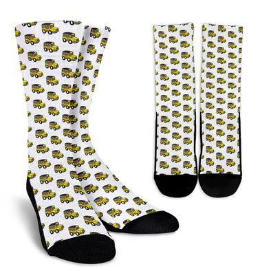 Socks - School Bus Socks