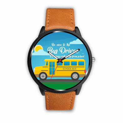 Watch - Be Nice To The Bus Driver Watch