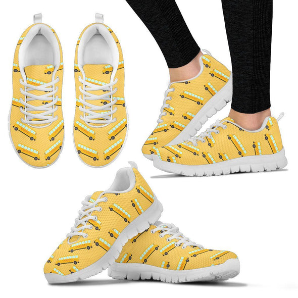 Women's Sneakers Bus Shoes