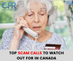 The top scams in Canada that you need to watch out for