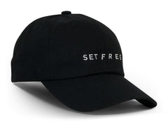 SET FREE | Black Dad Hat