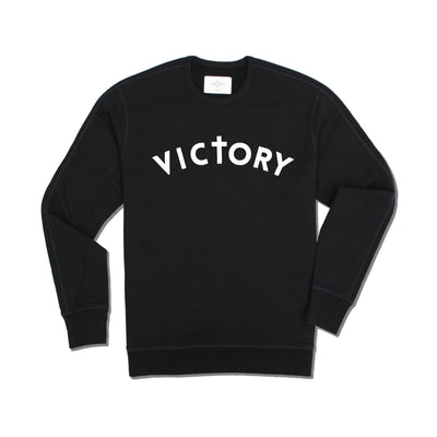 Rise And Dew Christian Clothing Sweatshirt Victory