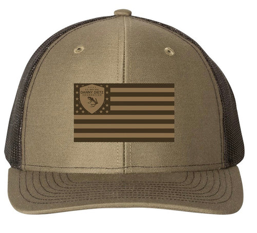 Navy SEAL Danny Dietz Foundation Flag Hat