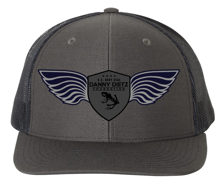 Gray & Blue Navy SEAL Danny Dietz Foundation Hat