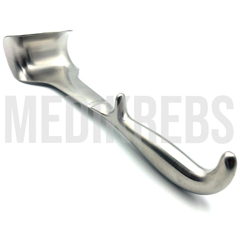 Doyen Vaginal Retractor 50mm x 85 mm - 25 cm