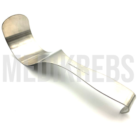 Deaver Retractor 75 mm Blade x 30 cm Fig. 9