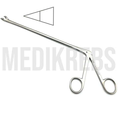 Schumacher Biopsy Punch Forceps 4 mm x 24 cm