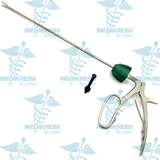 Laparoscopic Clip Applier for Hem-O-Lock M, L Green 5.5 mm x 33 cm