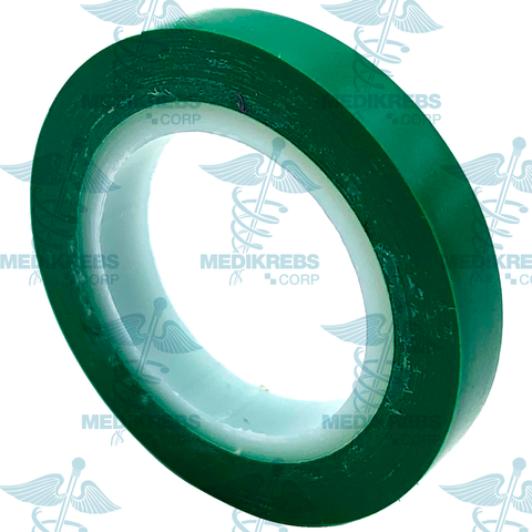 3M Green Surgical Instruments Identification Marking Tape 200'' L x 0.25''W