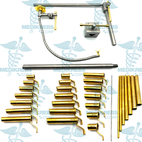 MIS Tubular Retractor System