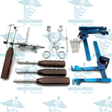 Trimline Cervical Retractor Set (56 pcs)