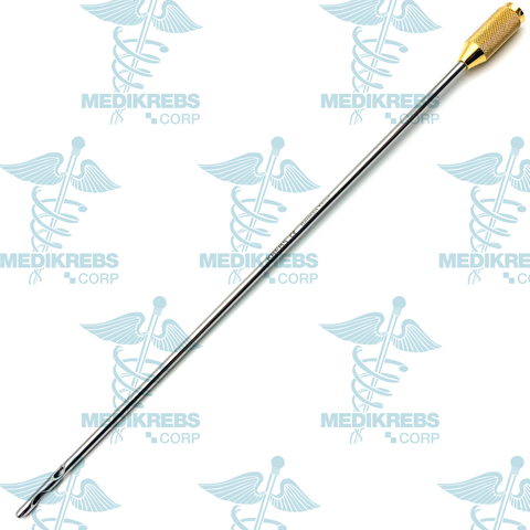 Liposuction Cannula Straight 5 mm x 30 cm
