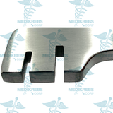 Small Plate Bending Iron for 2 mm & 3 mm Plates x 14.5 cm