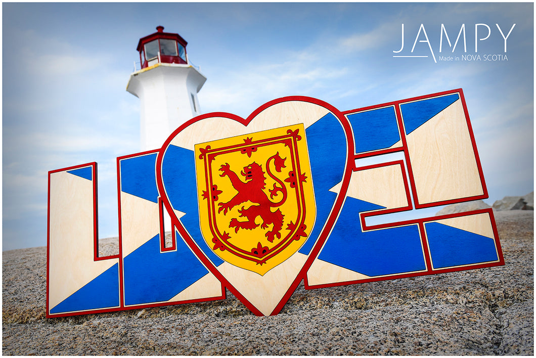 NOVA SCOTIA LOVE