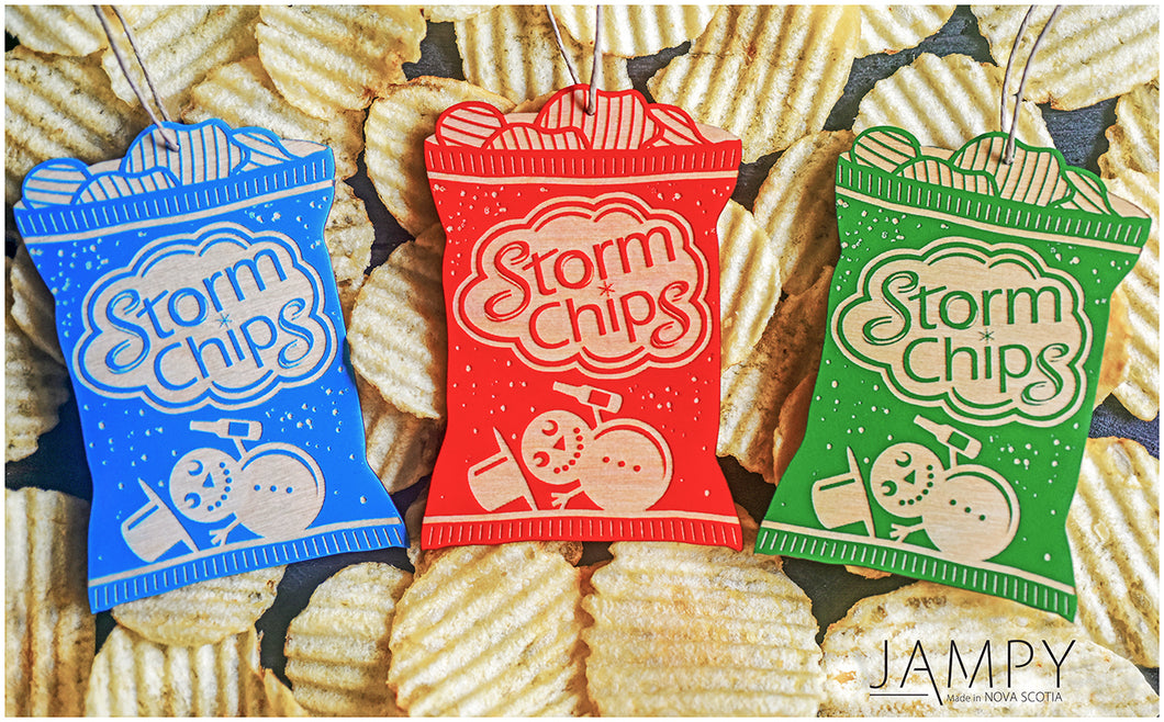 Storm Chips - All Three Colours