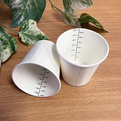 Biodegradable Medicine Cup