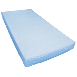 Fully Enclosed PVC Mattress Covers with Zipped Closure