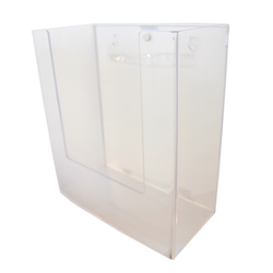 Acrylic Dispenser for SallyTube Single Patient Use
