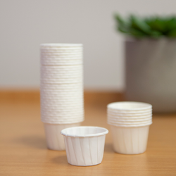 Disposable Paper Pill Cup