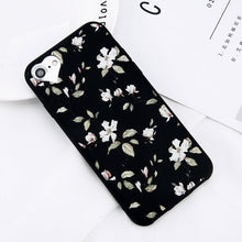 Love Flower Phone Case For iPhone - Soft TPU