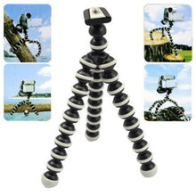 Octopus Type Flexible Leg Mini Tripod Stand Holder for Digital Camera