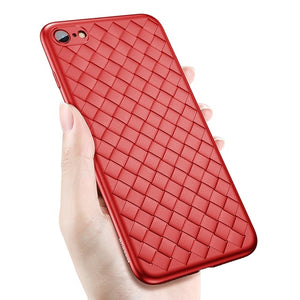 Luxury Soft Silicone Case For iPhone