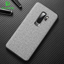 Cloth Texture Case For Samsung S8, S9, Galaxy