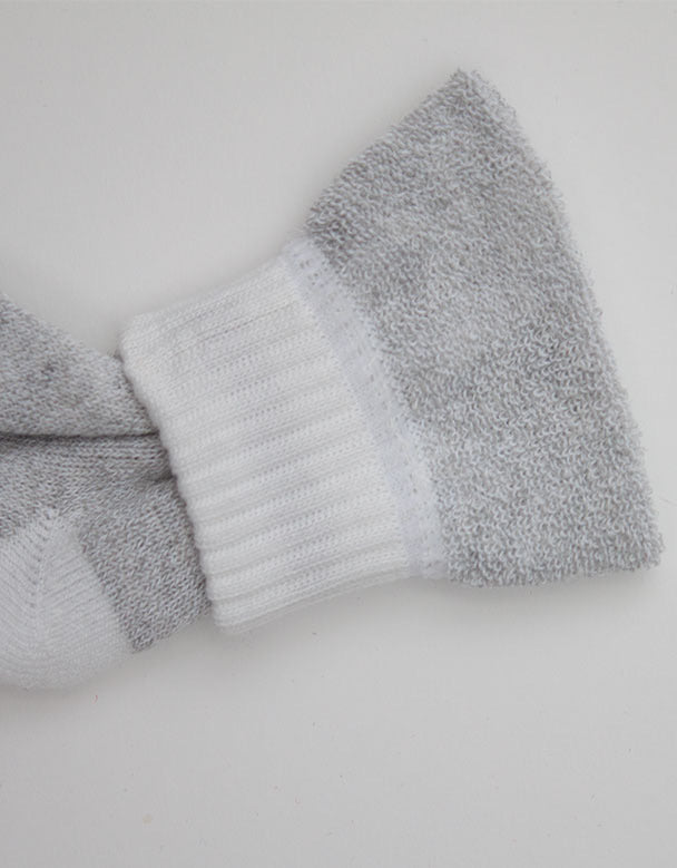 Women's Light Grey Cabin Thermal Socks-Pack of 3 pairs