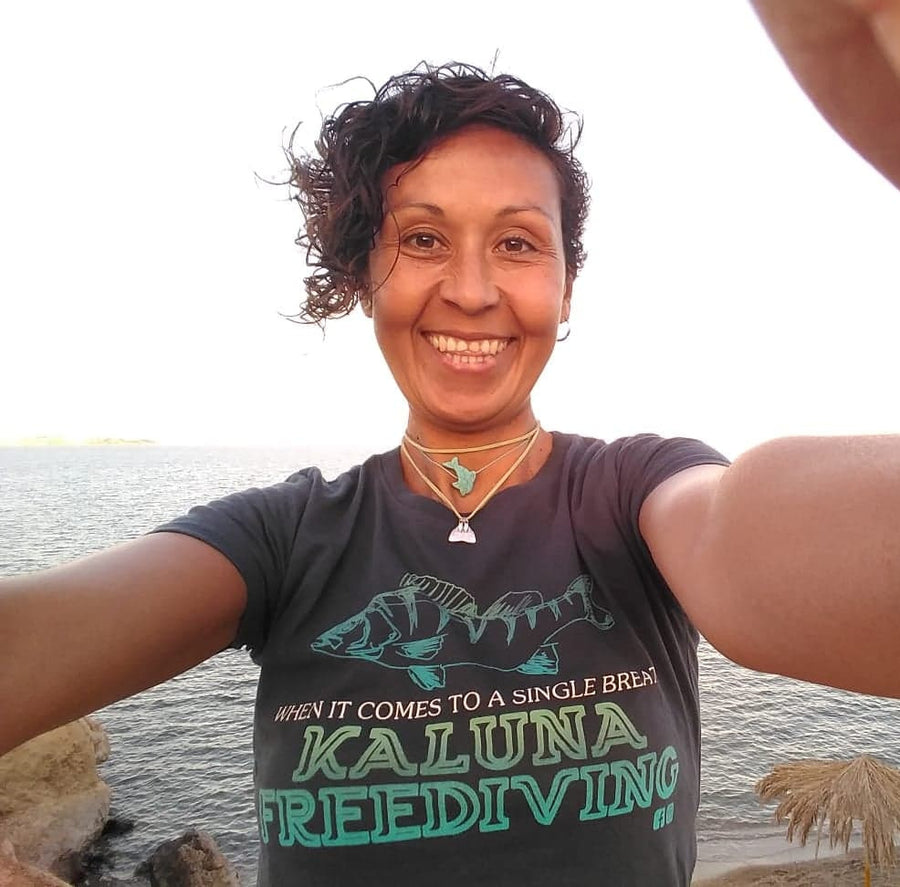 T-Shirt Kaluna Freediving
