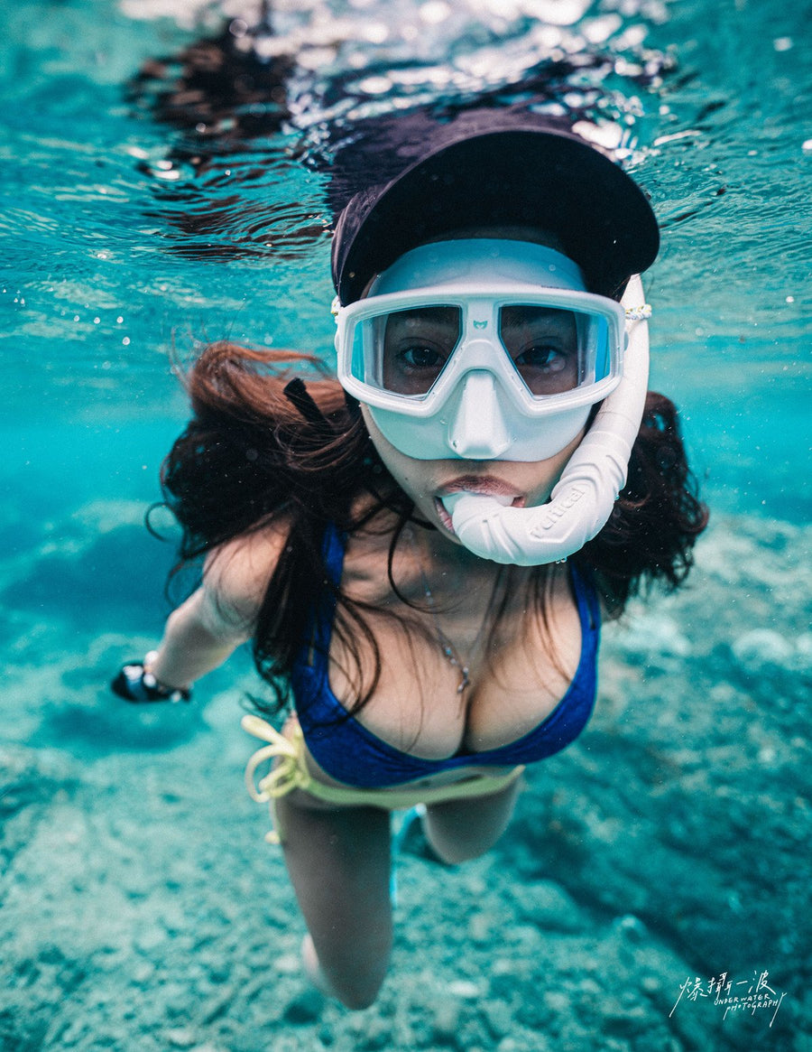 Molchanovs - Core Freediving Maske